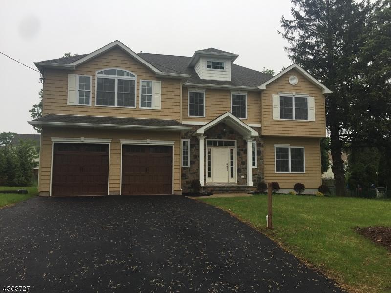 Maison unifamiliale pour l Vente à 153 CHESTNUT Street Bridgewater, New Jersey 08807 États-Unis