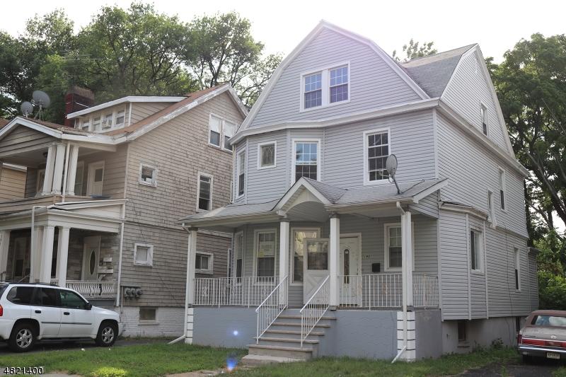 独户住宅 为 销售 在 195 N MAPLE Avenue East Orange, 新泽西州 07017 美国