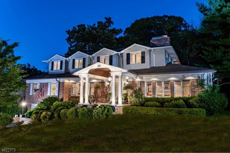 Частный односемейный дом для того Аренда на 120 silver spring Road Millburn, Нью-Джерси 07078 Соединенные Штаты