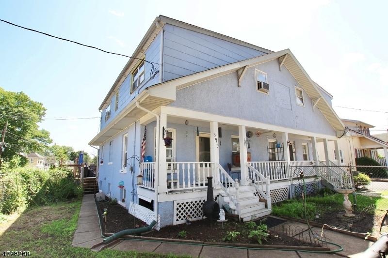 独户住宅 为 出租 在 349 W 2ND Street Bound Brook, 新泽西州 08805 美国