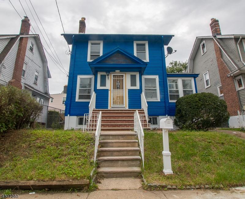 獨棟家庭住宅 為 出售 在 22 RICHELIEU Place Newark, 新澤西州 07106 美國