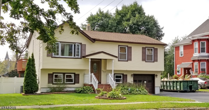 Single Family Home for Sale at 218 FRANKLIN Street Hackettstown, New Jersey 07840 United States