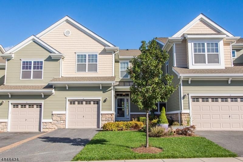 Condo / Casa geminada para Venda às 15 ALEXANDERS Road Allamuchy, Nova Jersey 07840 Estados Unidos