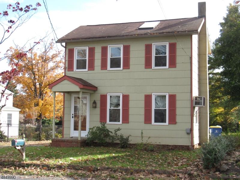 Single Family Homes pour l Vente à East Amwell, New Jersey 08551 États-Unis