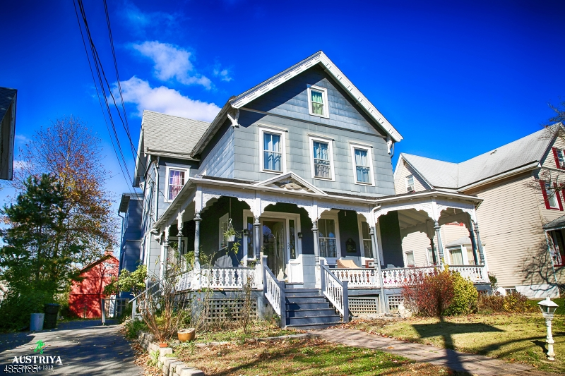Multi-Family Home for Sale at 55 GRANDVIEW Avenue North Plainfield, New Jersey 07060 United States