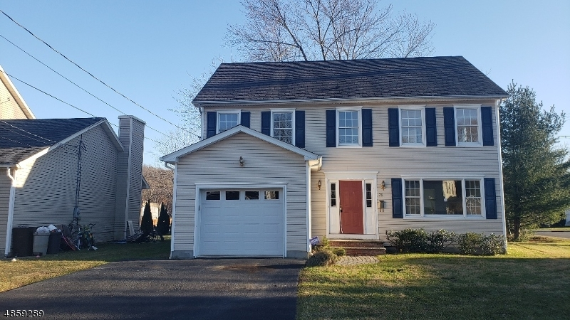 Single Family Home for Sale at 72 StreetOLL Street Netcong, New Jersey 07857 United States