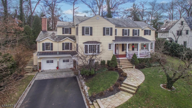 Single Family Home for Sale at 82 PROSPECT HILL AVENUE 82 PROSPECT HILL AVENUE Summit, New Jersey 07901 United States