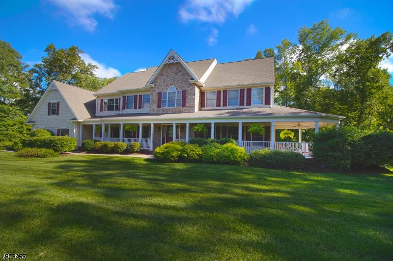Maison unifamiliale pour l Vente à 4 COLLEEN Court Rockaway, New Jersey 07866 États-Unis