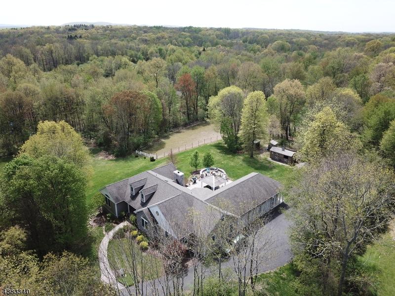 Single Family Homes för Försäljning vid Frelinghuysen Township, New Jersey 07825 Förenta staterna