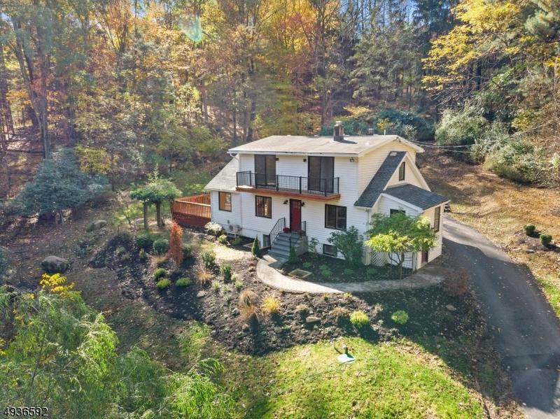 Single Family Homes для того Продажа на Mansfield, Нью-Джерси 07865 Соединенные Штаты