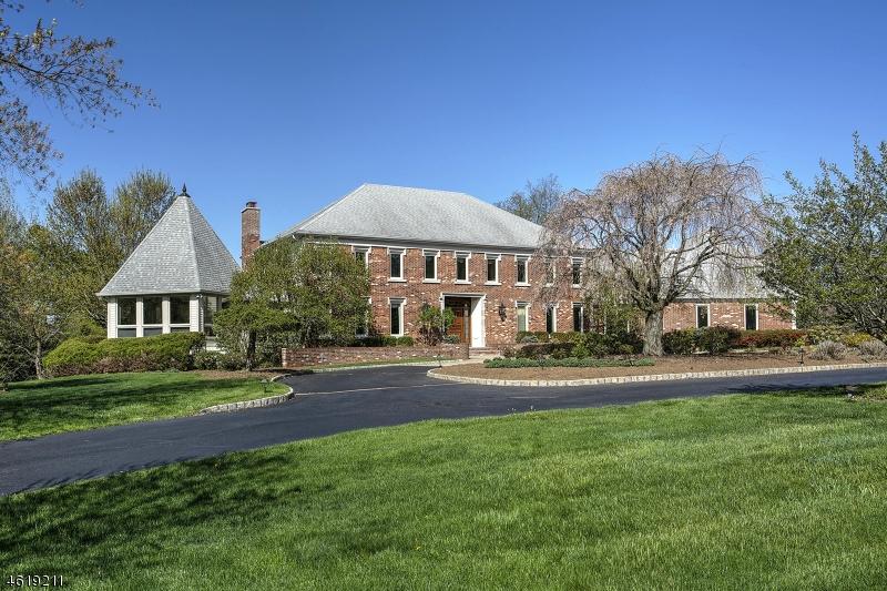 Casa Unifamiliar por un Venta en 460 Cherry Lane Mendham, Nueva Jersey 07945 Estados Unidos