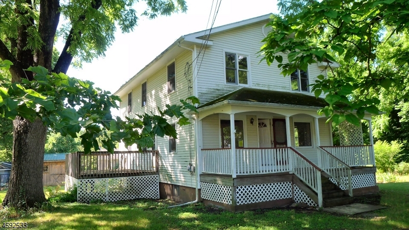 Single Family Home for Sale at 215 Jackson Street West Amwell, New Jersey 08530 United States