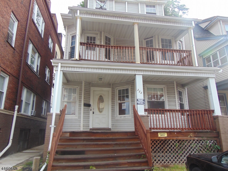 Additional photo for property listing at 222 Park Avenue  East Orange, New Jersey 07017 États-Unis