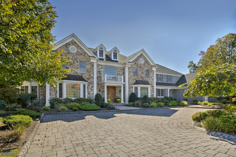 واحد منزل الأسرة للـ Sale في 17 Beaver Creek Court 17 Beaver Creek Court Bernards Township, New Jersey 07920 United States