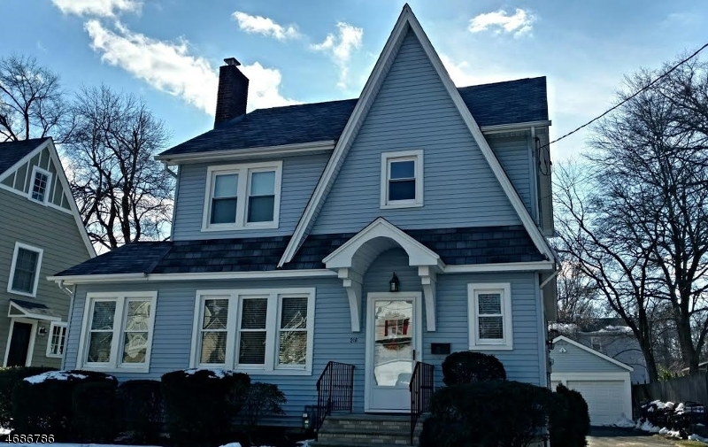 Single Family Home for Rent at 218 Katherine Street Scotch Plains, New Jersey 07076 United States