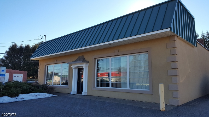 Commercial for Sale at 283 State Route 31 N Washington, 07882 United States