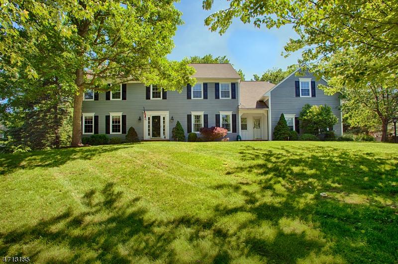 Частный односемейный дом для того Продажа на 24 Devonshire Lane Mendham, Нью-Джерси 07945 Соединенные Штаты