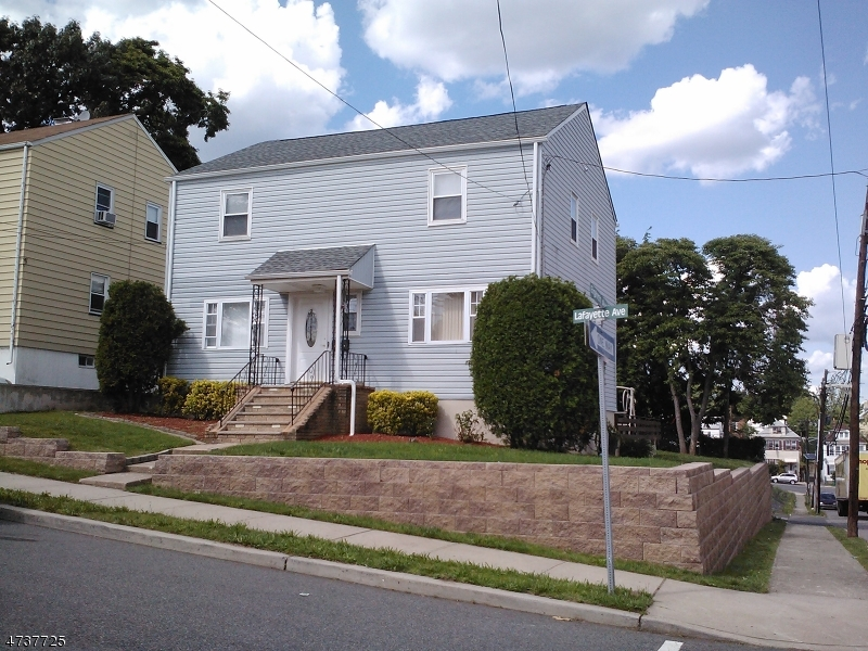 Single Family Home for Rent at 500 Lafayette Avenue Passaic, New Jersey 07055 United States