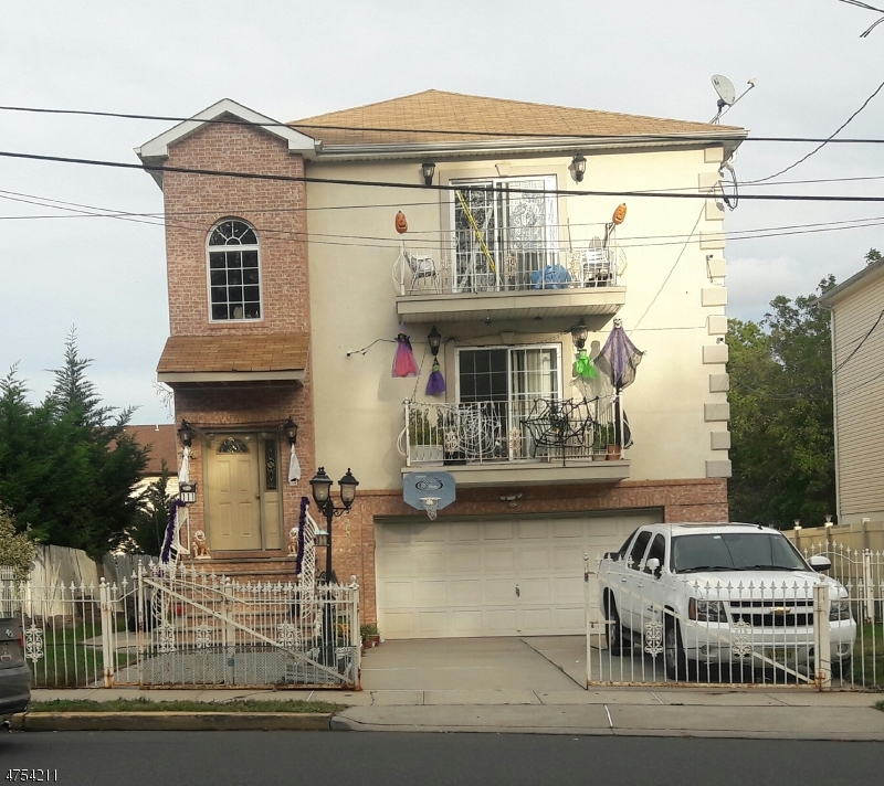 Multi-Family Home for Sale at 111 Walnut Street 111 Walnut Street Roselle, New Jersey 07203 United States