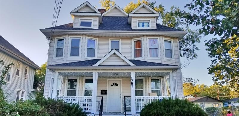 Частный односемейный дом для того Продажа на 1287-1303 E 2nd Street 1287-1303 E 2nd Street Plainfield, Нью-Джерси 07061 Соединенные Штаты