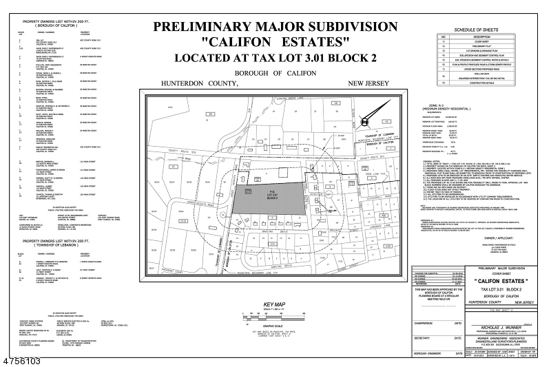 Additional photo for property listing at 1-6 OFF CNTY RD 512, Main Street  Califon, Нью-Джерси 07830 Соединенные Штаты