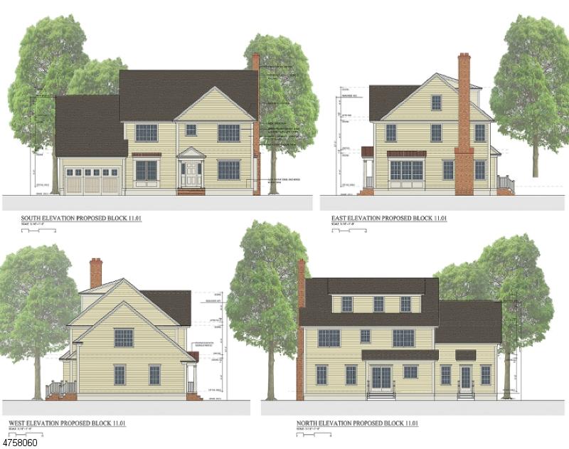 Einfamilienhaus für Verkauf beim 28 6th Street 28 6th Street New Providence, New Jersey 07974 Vereinigte Staaten