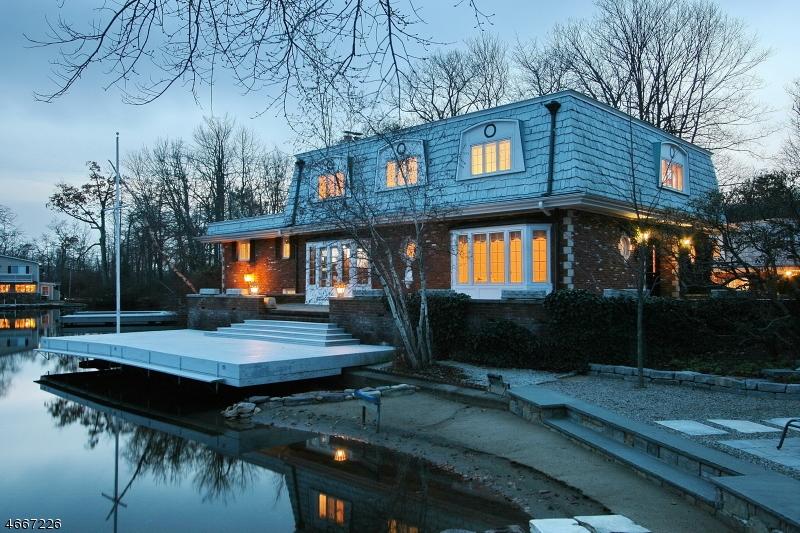 Casa Unifamiliar por un Venta en 158 Lake End Road Rockaway, Nueva Jersey 07435 Estados Unidos