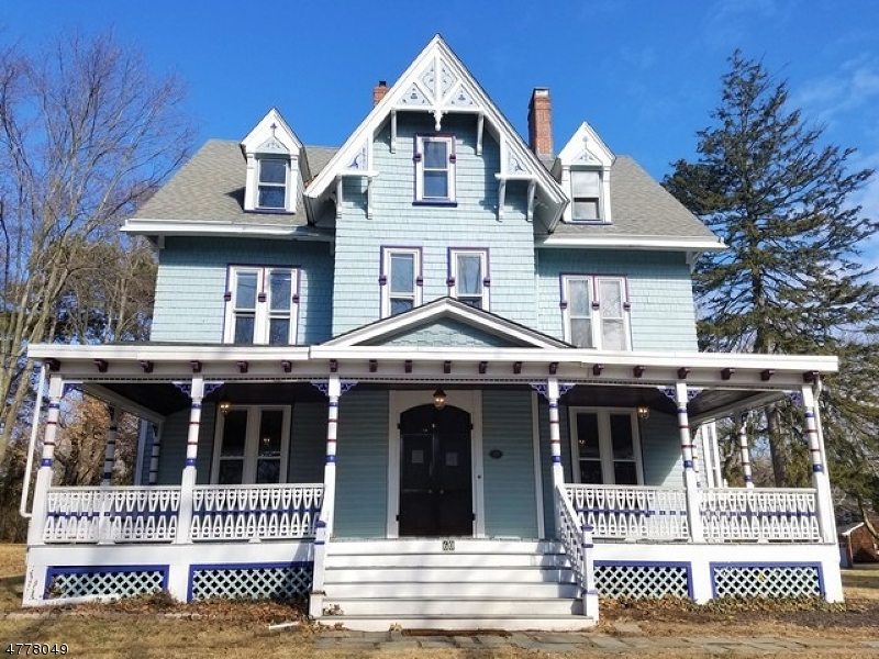 Частный односемейный дом для того Продажа на 60 N Martine Avenue Fanwood, Нью-Джерси 07023 Соединенные Штаты
