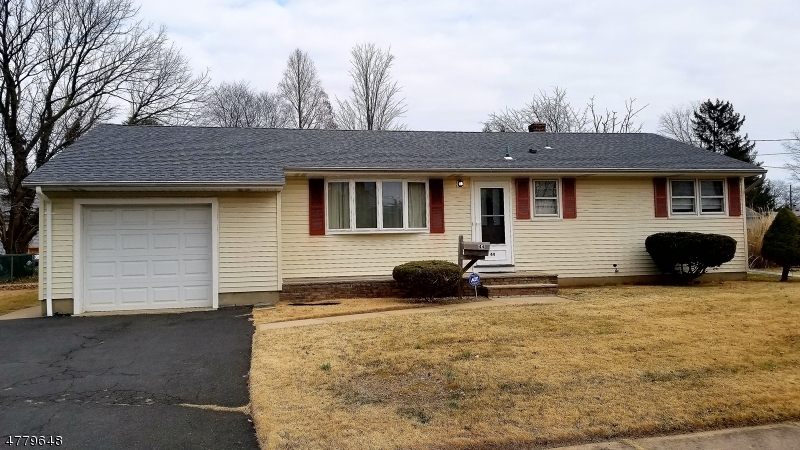Single Family Home for Sale at 44 N 11th Avenue Manville, New Jersey 08835 United States