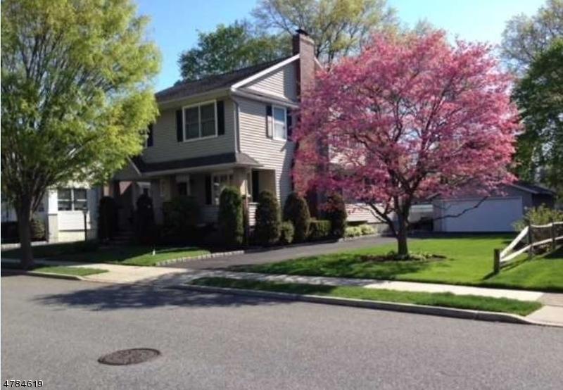 Частный односемейный дом для того Продажа на 141 Buena Vista Avenue Hawthorne, Нью-Джерси 07506 Соединенные Штаты