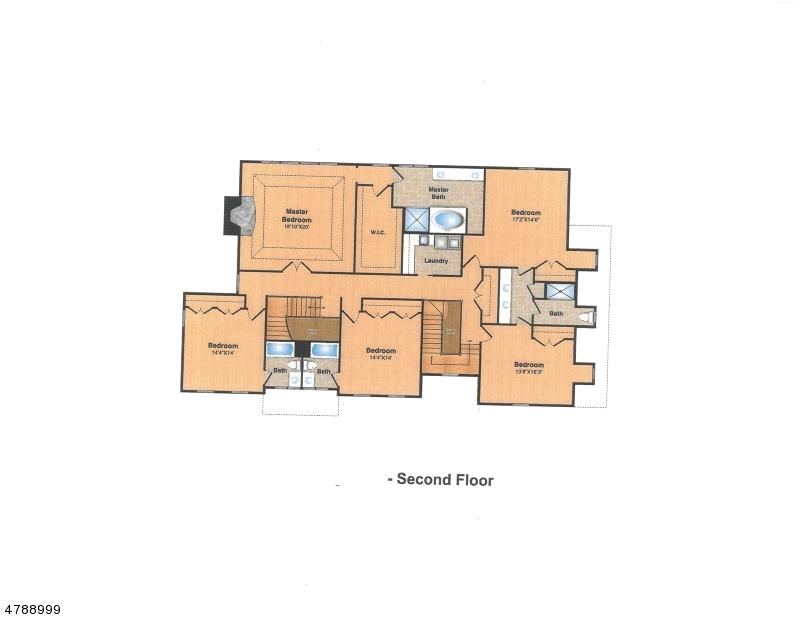 Casa para uma família para Venda às 81 Highland Avenue Chatham, Nova Jersey 07928 Estados Unidos