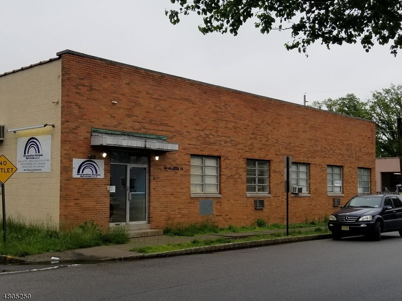 Commercial for Sale at 36 LITTLE Street Belleville, New Jersey 07109 United States