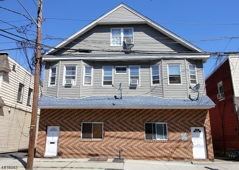 Commercial for Sale at 237 HOLLYWOOD Avenue Hillside, New Jersey 07205 United States