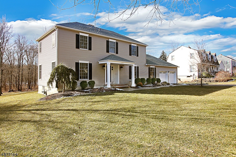 Single Family Home for Sale at 671 HERITAGE Road Long Hill, New Jersey 07946 United States