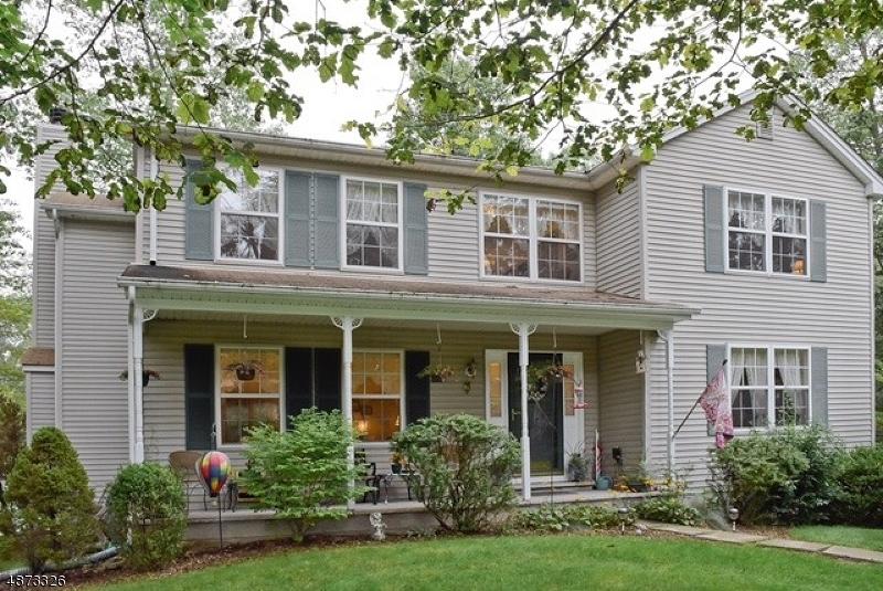 Частный односемейный дом для того Продажа на 10 ELM Street Stanhope, Нью-Джерси 07874 Соединенные Штаты