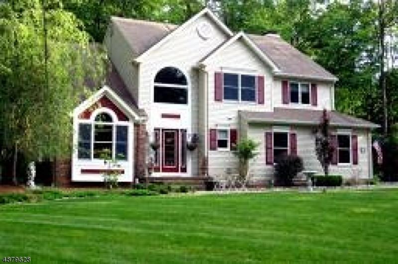 Enfamiljshus för Försäljning vid 63 LEE HILL Road Byram Township, New Jersey 07821 Förenta staterna