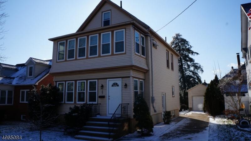 Single Family Homes для того Продажа на Ridgefield Park, Нью-Джерси 07660 Соединенные Штаты