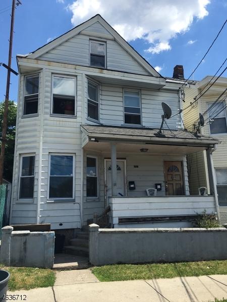 Многосемейный дом для того Продажа на 257 E 23rd Street Paterson, Нью-Джерси 07514 Соединенные Штаты