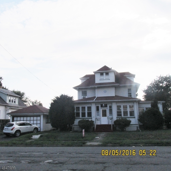 Single Family Home for Sale at 214 TRENTON Avenue Clifton, New Jersey 07011 United States