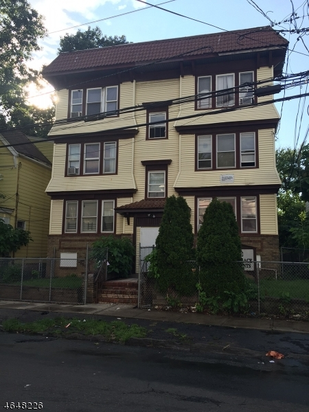 Single Family Home for Sale at 49-51 FABYAN Place Newark, New Jersey 07108 United States