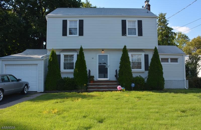 独户住宅 为 出租 在 32 Burlington Road 克利夫顿, 新泽西州 07012 美国