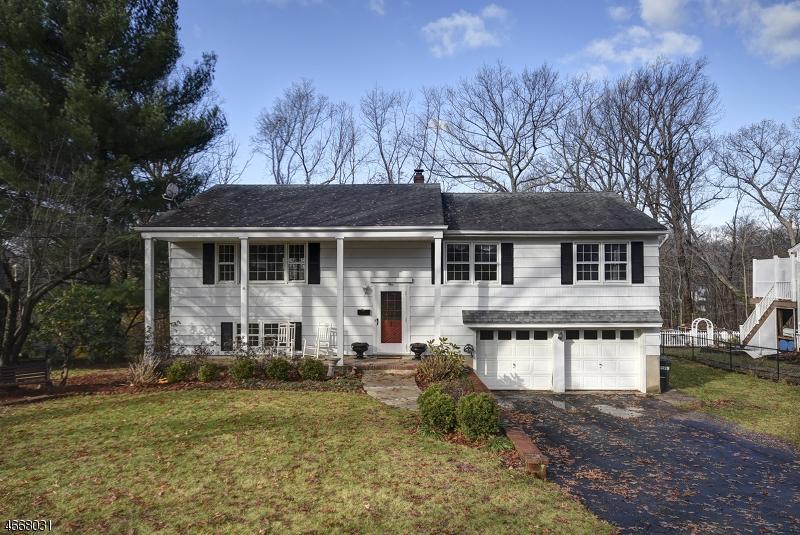 Частный односемейный дом для того Продажа на 1 GREENVIEW Place Ramsey, 07446 Соединенные Штаты