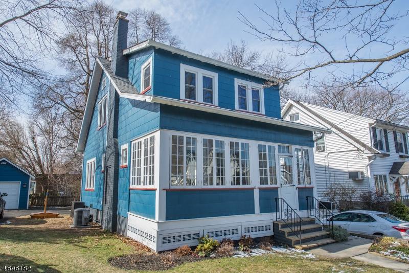 Частный односемейный дом для того Продажа на 233 Washington Avenue Rutherford, Нью-Джерси 07070 Соединенные Штаты