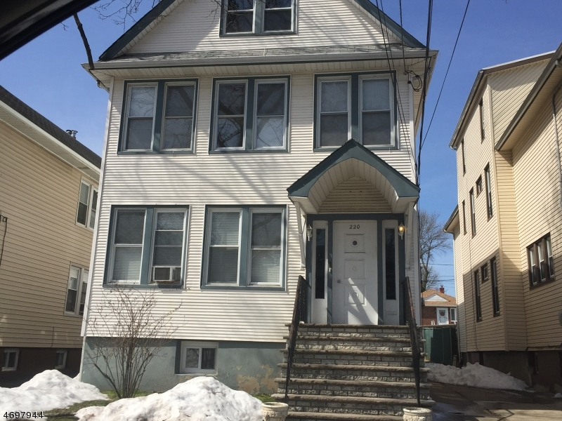 Multi-Family Home for Sale at 220 Park Avenue Passaic, 07055 United States