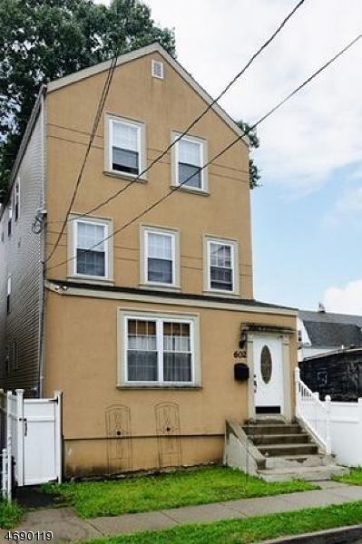 Casa Unifamiliar por un Alquiler en 602 McChesney Street Orange, Nueva Jersey 07050 Estados Unidos