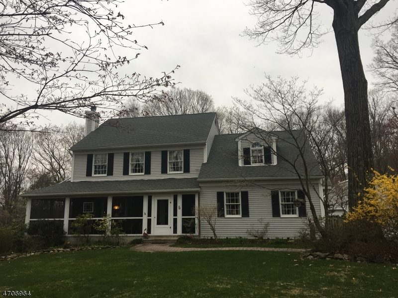 Single Family Home for Sale at 5 4th Avenue Branchville, 07826 United States