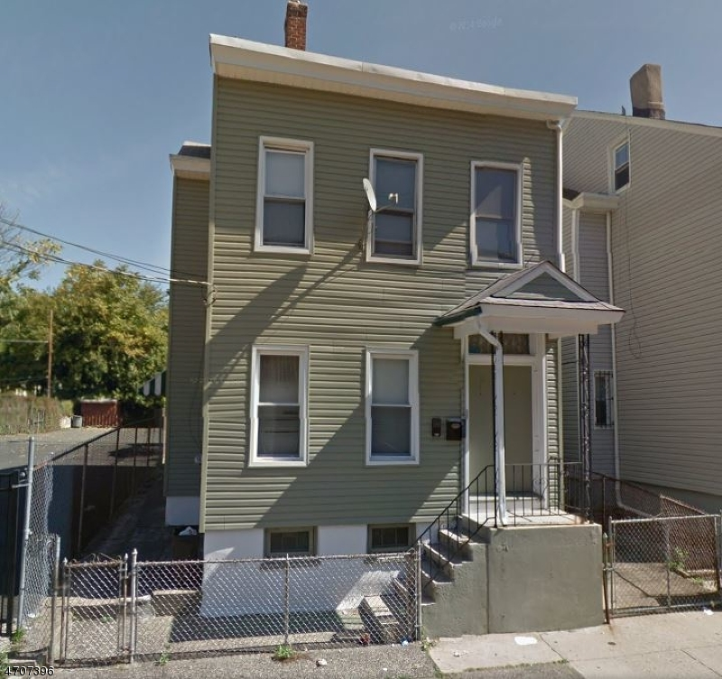 Single Family Home for Rent at 31-33 MERCER Street Paterson, New Jersey 07524 United States