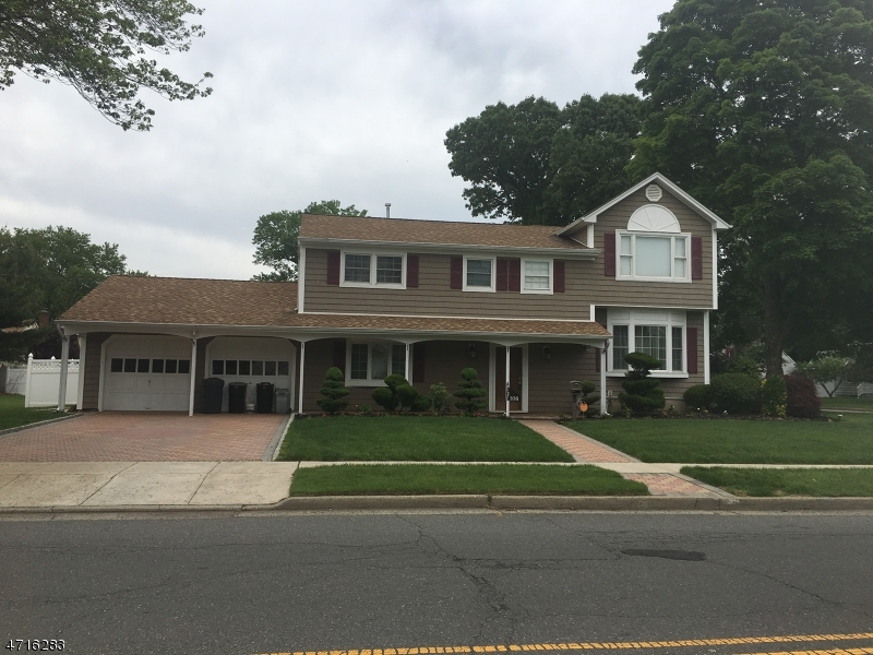 Single Family Home for Sale at 108 Tompkins Ave South Plainfield, New Jersey 07080 United States