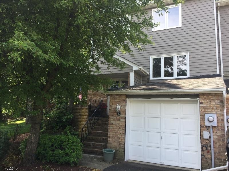 Maison unifamiliale pour l à louer à 90 Stockton Court Morris Plains, New Jersey 07950 États-Unis