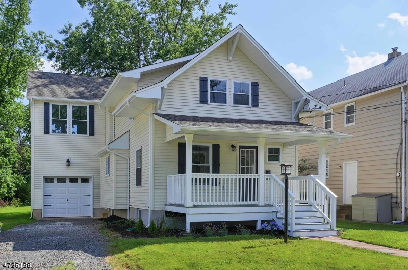 Single Family Home for Sale at 109 Green Street Somerville, New Jersey 08876 United States